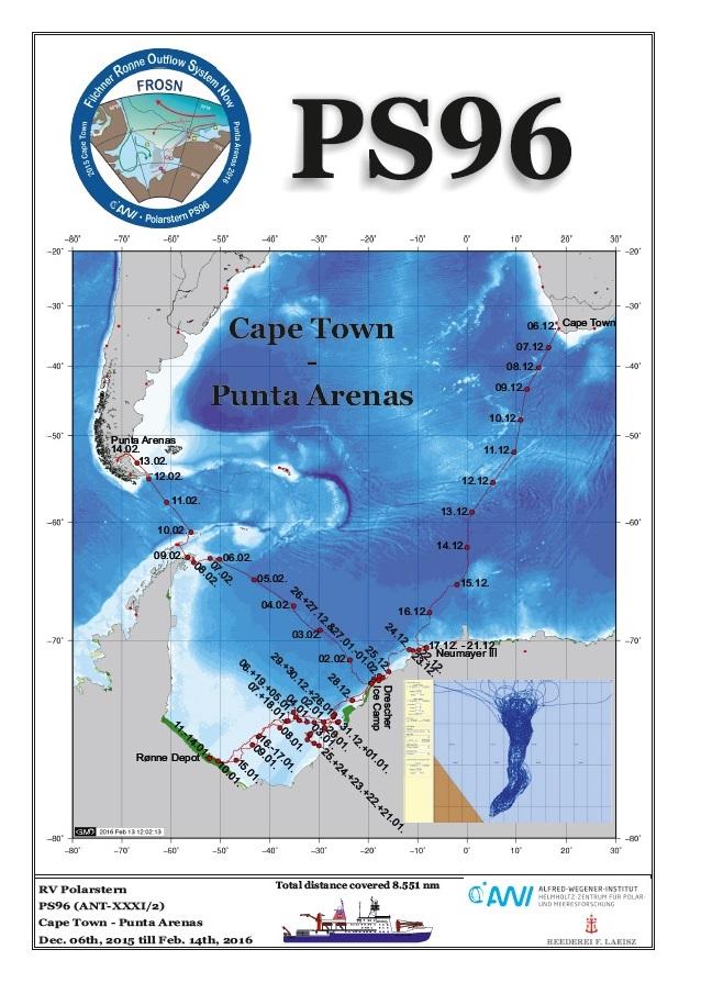 mapa PS96